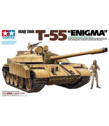 Танк T-55 Enigma TAMIYA 35324