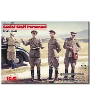Советский штабной персонал (1943-1945 г.г.) ICM 35612