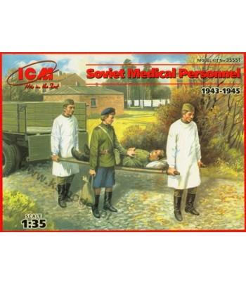 Soviet Medical Personnel (1943-1945) ICM 35551