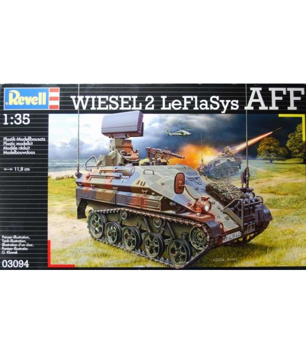 WIESEL 2 LeFlaSys AFF REVELL 03094