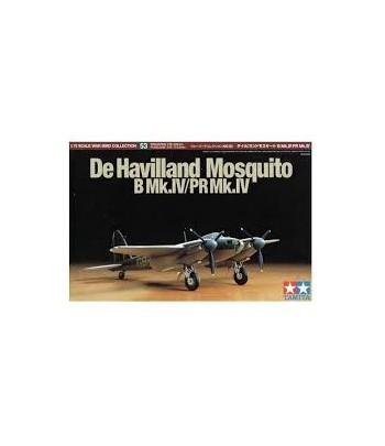 De Havilland Mosquito B Mk.IV/PR Mk.IV TAMIYA 60753