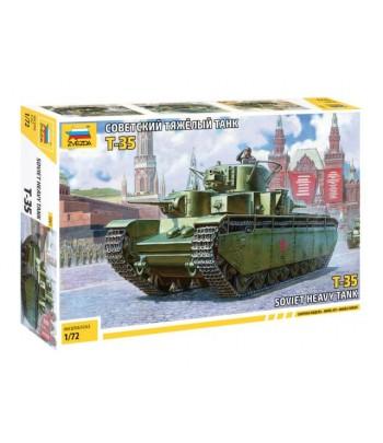 Советский тяжелый танк Т-35 ЗВЕЗДА 5061