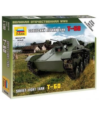 Советский легкий танк Т-60 ЗВЕЗДА 6258