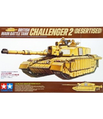 British Challenger II (Desertised) TAMIYA 35274