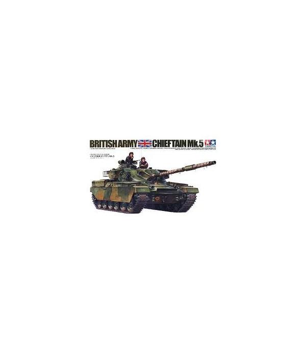 British Chieftan Mk.V Tank TAMIYA 35068