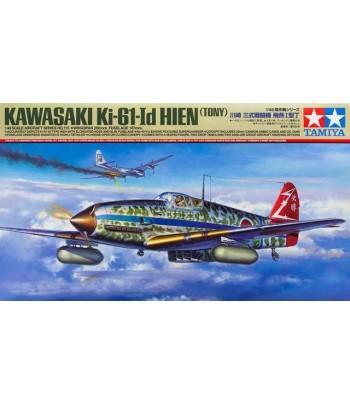 Самолет KAWASAKI Ki-61-Id HIEN (TONI) 1:48 TAMIYA 61115
