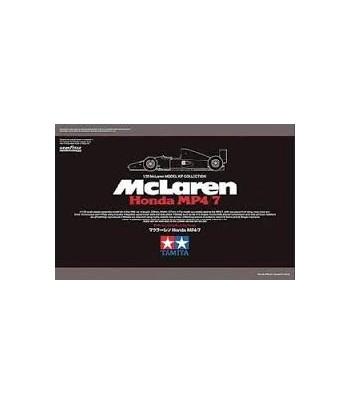 Автомобиль McLaren Honda MP4/7 1/20 TAMIYA 25171