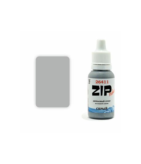 Грунтовка по пластику (цвет серый) ZIP-maket 26411