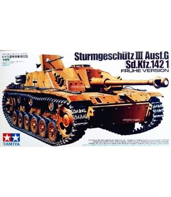 Sturmgeschuetz III Ausf.G Early Version с 2 ф TAMIYA 35197