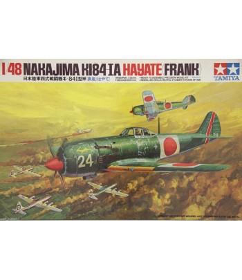 NAKAJIMA KI-84IA HAYATE (FRANK) с 2 фигурами TAMIYA 61013