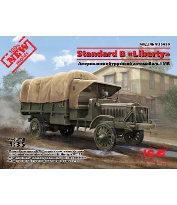Standard B Liberty, Американский грузовой автомобиль І МВ ICM 35650