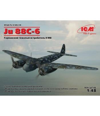 Ju 88С-6, Германский тяжелый истребитель ІІ МВ ICM 48238
