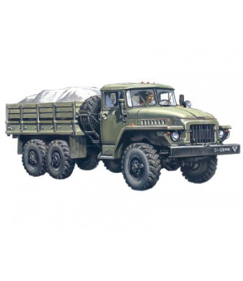 Урал 375Д, Грузовик ICM 72711