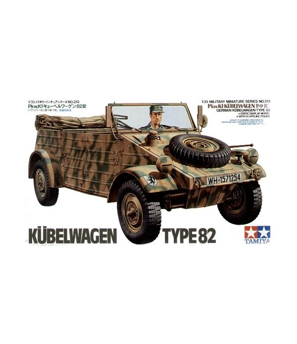 German Kubelwagen Type 82 (1/35) TAMIYA 35213