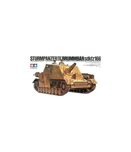German Sturmpanzer IV Brummbar TAMIYA 35077