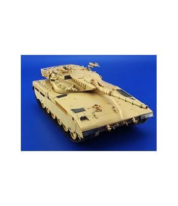 Israel Main Battle Tank MERKAVA TAMIYA 35127