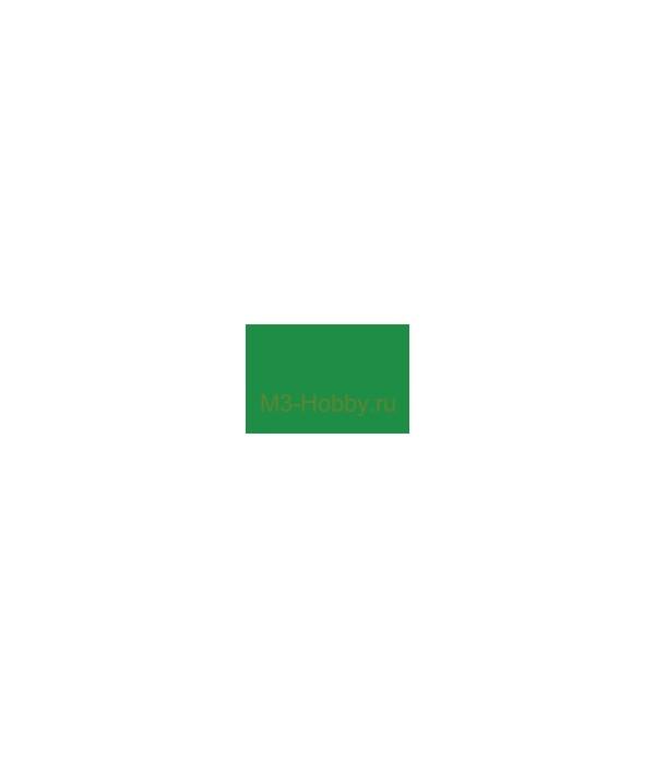 H46 Mr.Hobby Акрил 10мл EMERALD GREEN (изумрудно-зеленый, глянцевый) GUNZE SANGYO