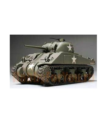 M4A3 Sherman 75mm Gun TAMIYA 35250