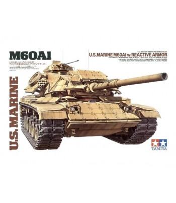 M60A1 w/ Reactive Armor TAMIYA 35157