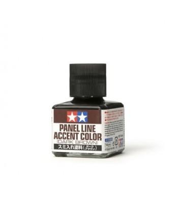 Смывка темно-коричневая 40 мл (на основе эмали) TAMIYA 87140