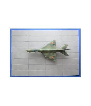 Советские плиты аэродромного покрытия ПАГ-14 ICM 48231