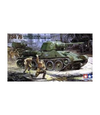 Russian T-34/76 ChTZ (1943) TAMIYA 35149