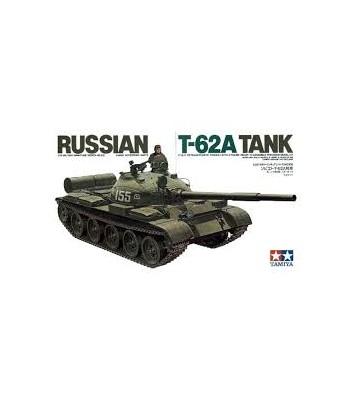 Советский танк T-62A Tank TAMIYA 35108