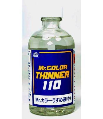 T-102 Растворитель Mr.Color Thinner 110 мл GUNZE SANGYO