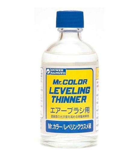T-106 Mr.Color Leveling Thinner. Выравнивающий растворитель. 110 мл GUNZE SANGYO