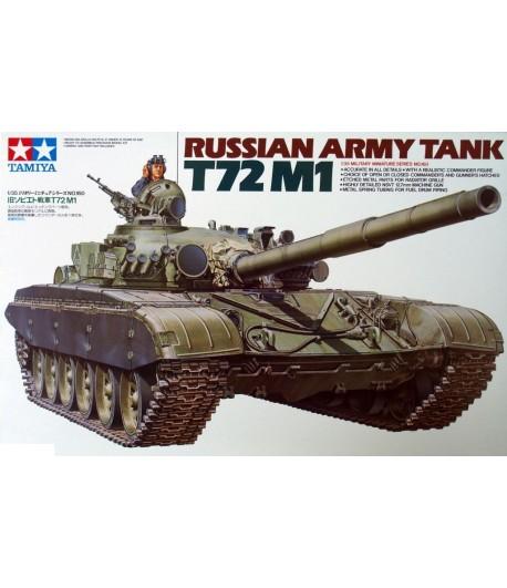 Russian T-72M1 TAMIYA 35160