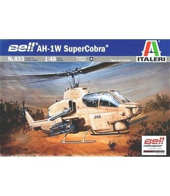 Вертолет Bell AH-1W Super Cobra ITALERI 833
