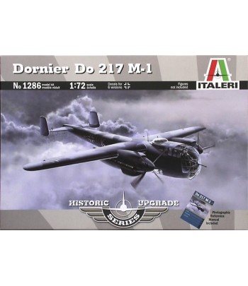 Dornier DO-217 M-1 ITALERI 1286