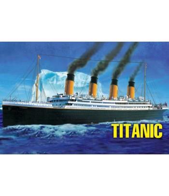 Пассажирский Лайнер Titanic 1/550 HOBBY BOSS 81305