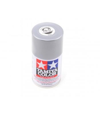 TS-17 Gloss Aluminum - краска-спрей в баллоне 100 мл TAMIYA 85017