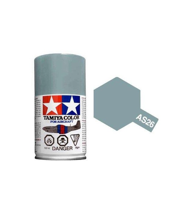 AS-2 Light Gray (I J N) краска 100 мл. TAMIYA 86502