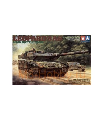 West German Leopard 2A6 TAMIYA 35271