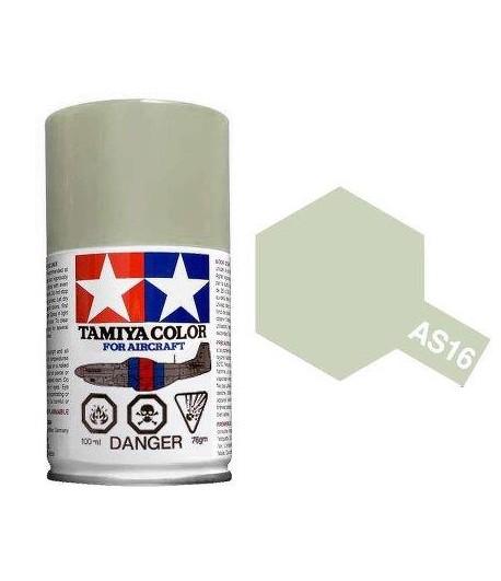 AS-16 Light Gray краска 100 мл. TAMIYA 86516