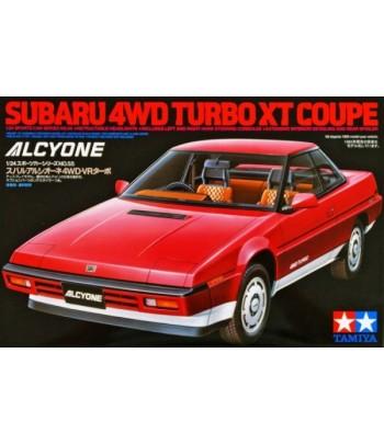 Автомобиль Subaru 4WD Turbo XT Coupe Alcyone TAMIYA 24055