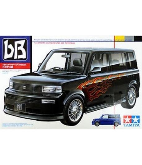 Автомобиль Toyota bB TAMIYA 24224