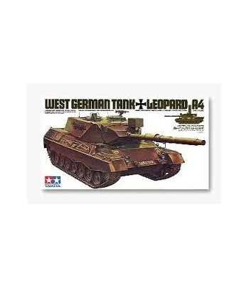 West German Leopard A4 TAMIYA 35112