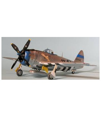 Самолет P-47D Thunderbolt Fighter HOBBY BOSS 85804