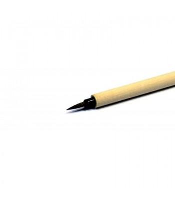 Кисть круглая, притупленая (тонкая, конский волос) TAMIYA 87029