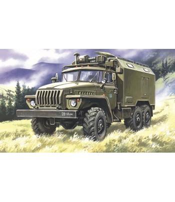 Урал 4320 КП, грузовик ICM 72612