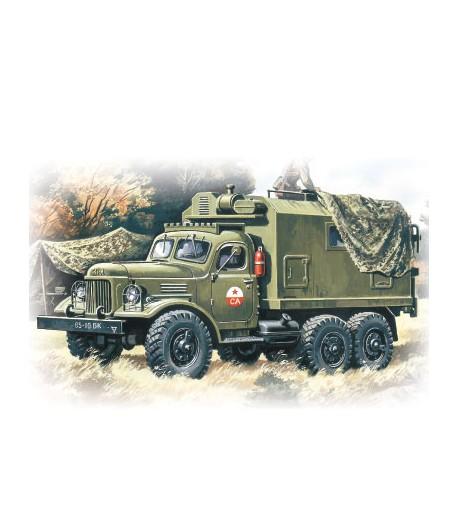 Зил-157 КП Грузовик ICM 72551