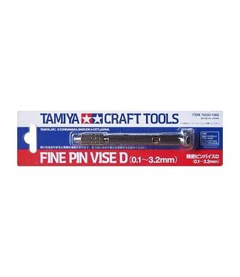 Ручка-зажим для сверел диаметр от 0,1-3,2 мм TAMIYA 74050