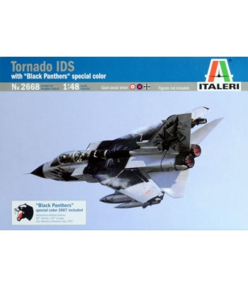 "TORNADO IDS ""Black Panthers"" ITALERI 2668"