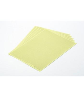 Маскирующая бумага 5листов с 1-мм разметкой TAMIYA 87129
