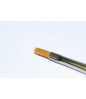 Кисть плоская 2 мм (синтетика) TAMIYA 87045