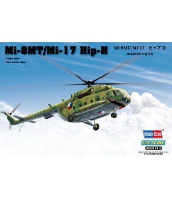 Вертолет Mi-8MT/Mi-17 Hip-H HOBBY BOSS 87208