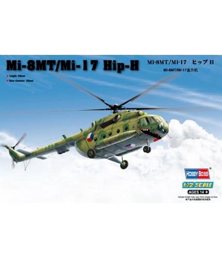 Вертолет Mi-8MT/Mi-17 Hip-H HOBBY BOSS 87208